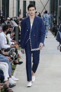 Dolce&Gabbana Spring/Summer 2021 look COURTESY OF DOLCE&GABBANA