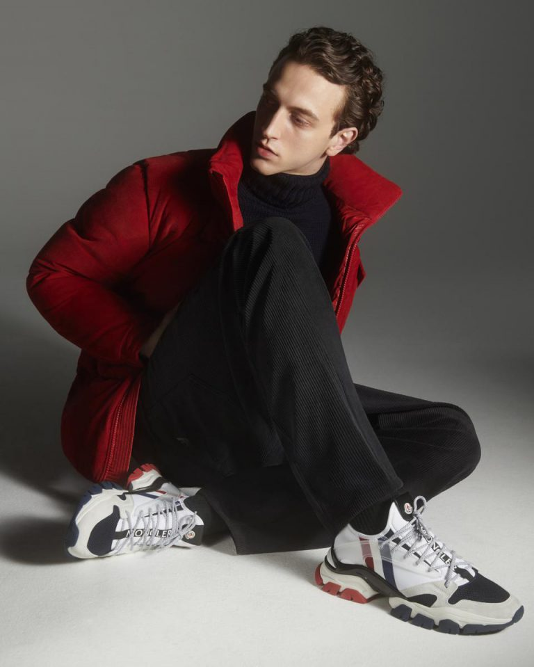 Moncler Trevor Sneakers COURTESY OF MONCLER ·
