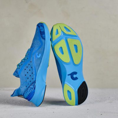 Courser, the first fleet-footed, supercharged performance sneaker: Mens COURTESY OF COURSER