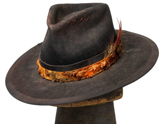 Bespoke Hatter Ryan Ramelow Is Proud To Make Hats In The USA